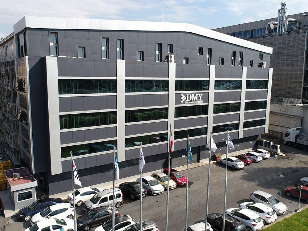 Somacis Türkiye DMY Elektronik Yatırımlar ortaklığıdır